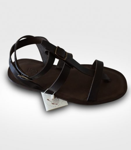 Sandal Fiesole for Man realized for Josuè