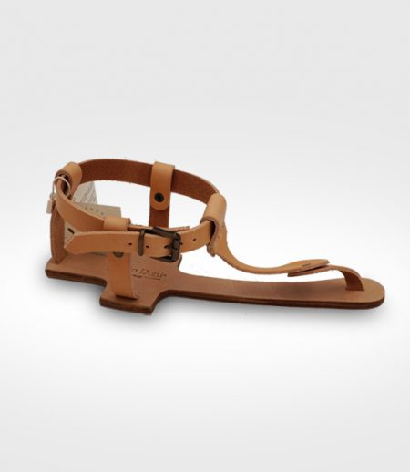 Sandal Barefoot for Man Mod. 08 realized for Orest
