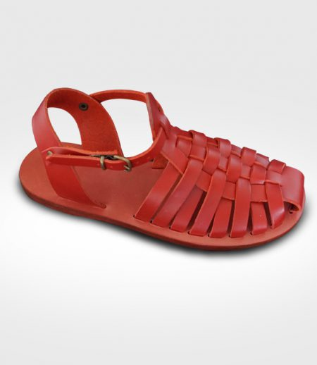 Sandal Arno for child realized by Enea