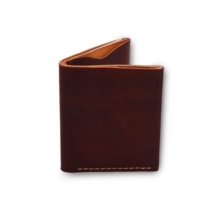 "Wallet in leather ""Boccaccio"""