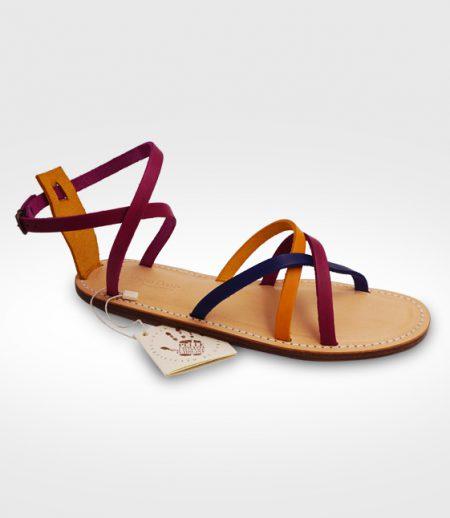 Sandalo Argentario da Donna realizzato da dipa