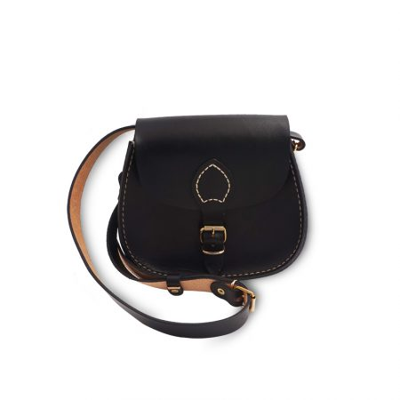 """Handmade Bag in Real leather """"Tolfa"""" small"""