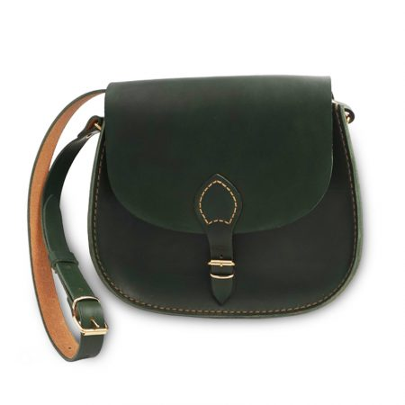 """Handmade Bag in Real leather """"Tolfa"""" large"""