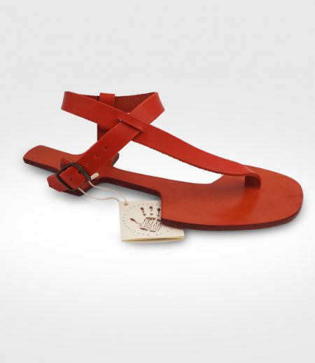 Sandal Barefoot for Man Mod. 04 realized for Fabri