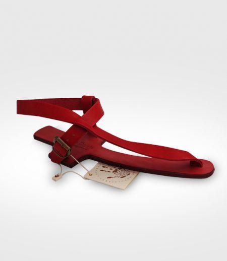 Sandalo Barefoot da Uomo Mod. 12 realizzato per Sandy