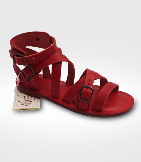 Sandal Calci Woman realized by VIOLETTA2