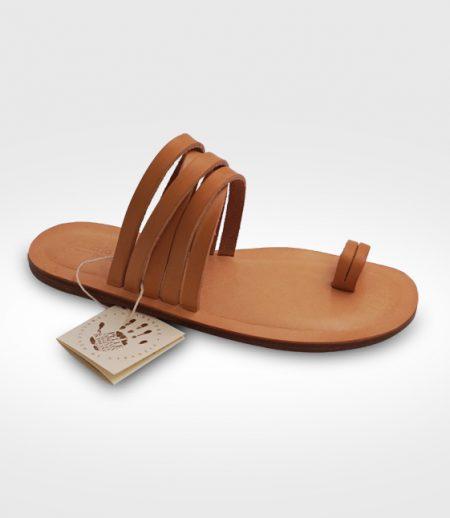 Sandalo Montecatini da Donna realizzato per Paola
