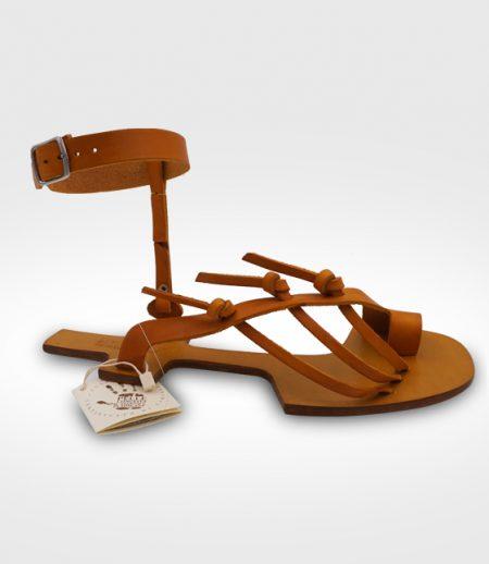 Sandalo Barefoot da Uomo Mod. 09 realizzato per Fabri