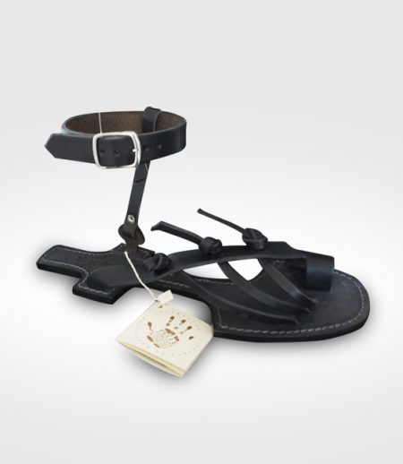 Sandal Barefoot for Man Mod. 09 realized for Walter