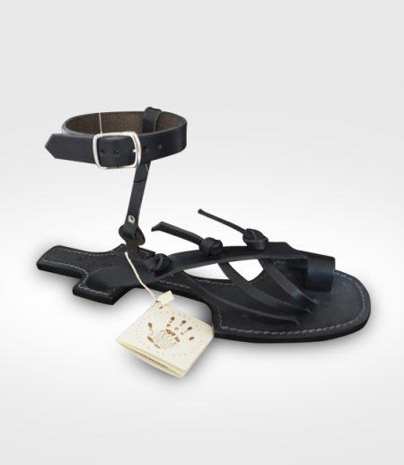 Sandalo Barefoot da Uomo Mod. 09 realizzato per Walter