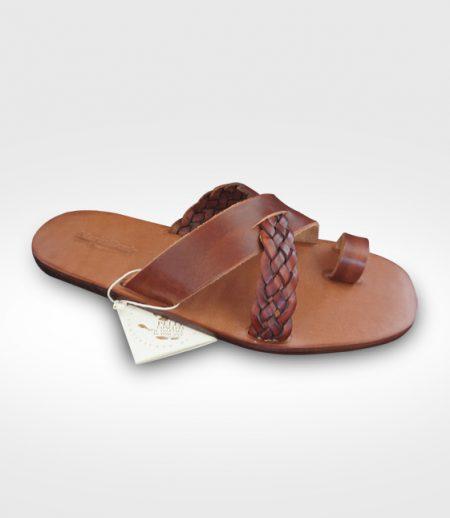 Sandalo San Miniato da Uomo realizzato per Leo