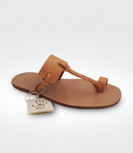 Sandal Capalbio for Man realized for France