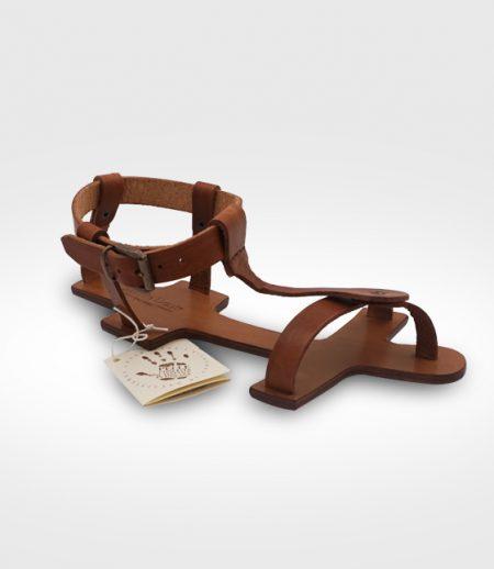 Sandalo Barefoot da Uomo Mod. 13 realizzato per Whit