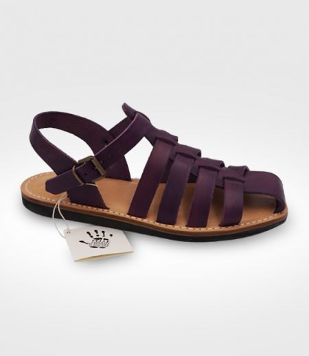 Sandal San Gimignano for Man realized for Gabriel