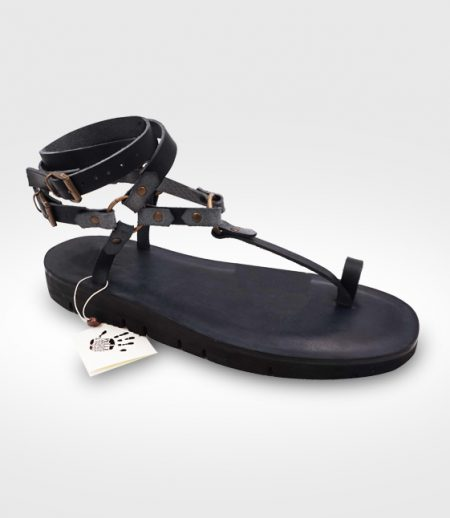 Sandal Abetone for Man realized by R.S
