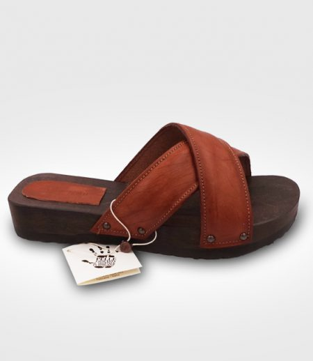 Clogs Paolo Men realized for Pietro