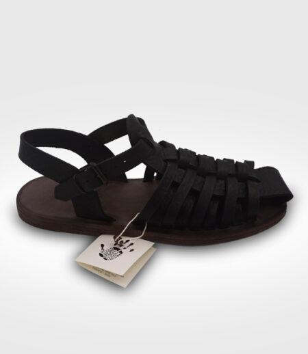Sandalo Arno da Uomo Gladiatore linea Antica Toscana realizzato per Massimo